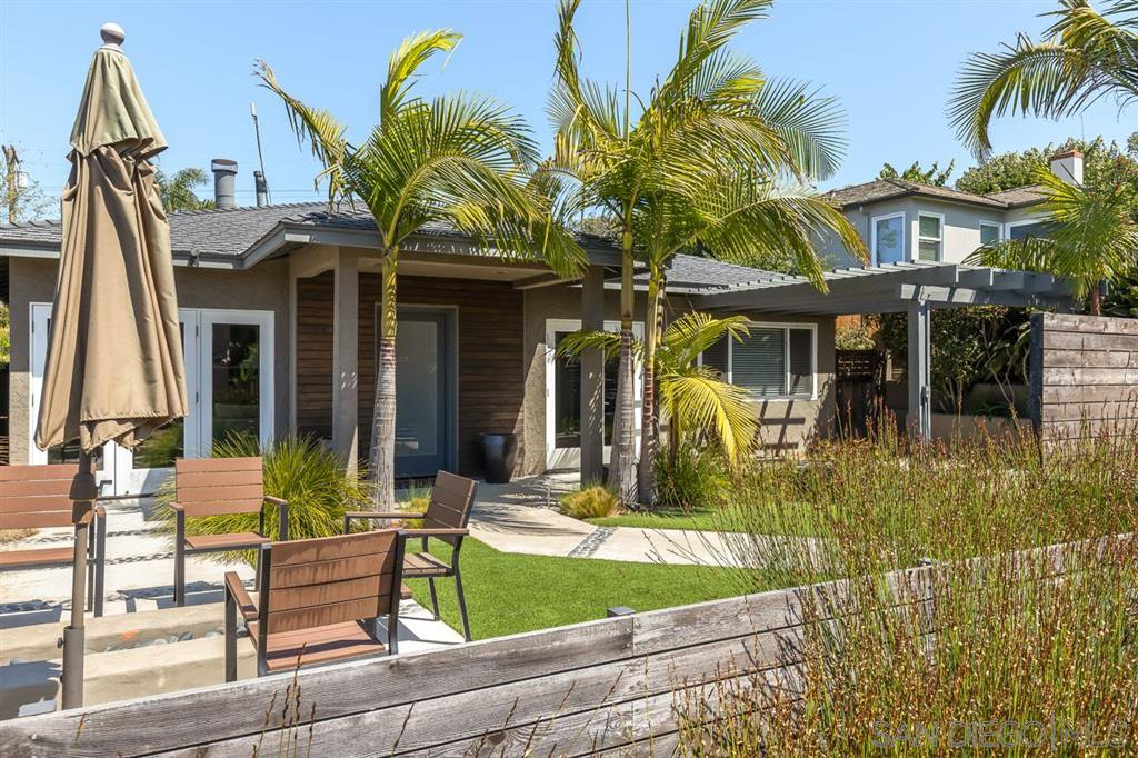 Main Photo: POINT LOMA House for sale : 3 bedrooms : 4412 Point Loma Ave in San Diego