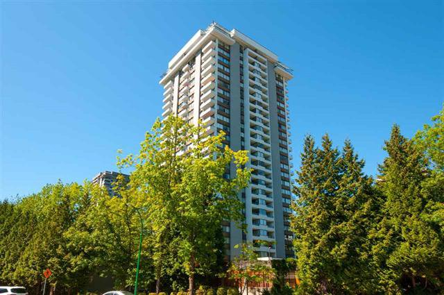 Main Photo: 1202 9521 Cardston Court in Burnaby: Government Road Condo for sale (Burnaby North)  : MLS®# R2410487