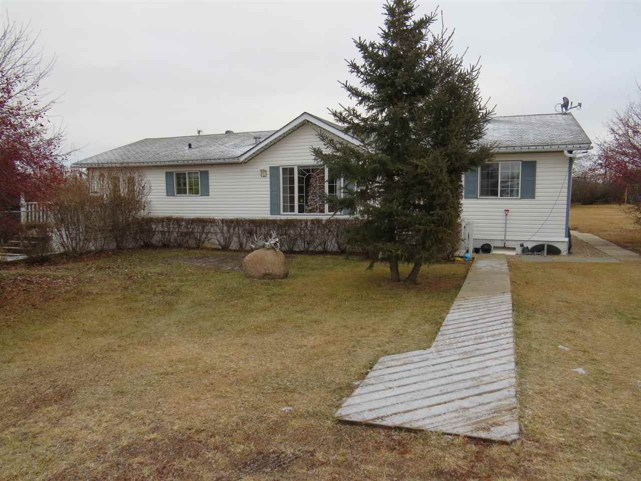 Main Photo: 11062 TWP 432: Rural Flagstaff County House for sale : MLS®# E4181187