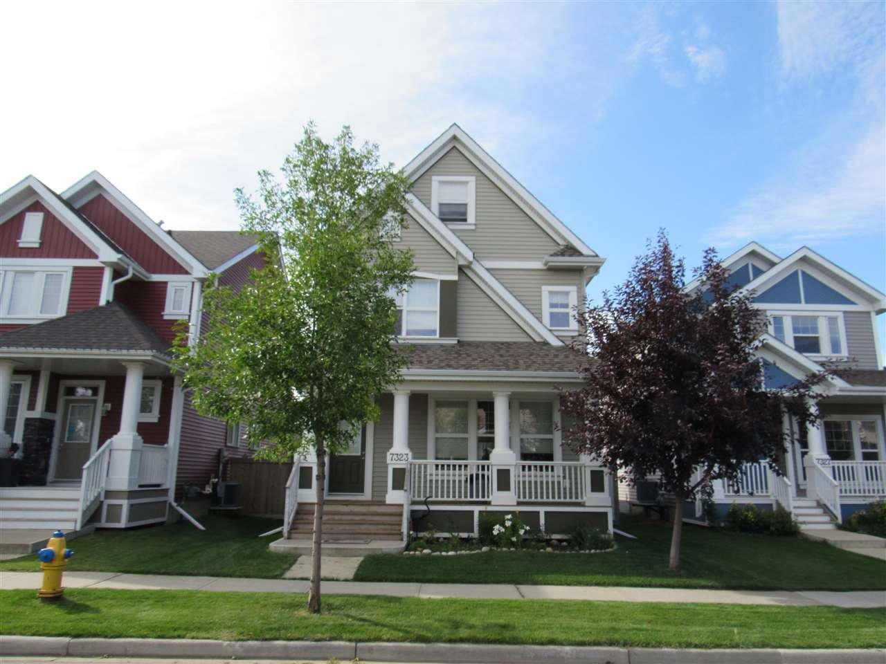 Main Photo: 7323 21 Avenue in Edmonton: Zone 53 House for sale : MLS®# E4204430