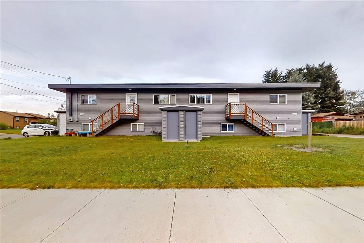 Main Photo: 3838 - 3840 WESTWOOD Drive in Prince George: Peden Hill Duplex for sale (PG City West (Zone 71))  : MLS®# R2481826