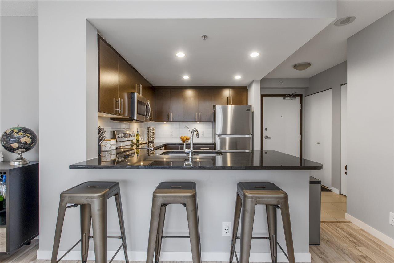 "Main Photo: 505 575 DELESTRE Avenue in Coquitlam: Coquitlam West Condo for sale in ""CORA"" : MLS®# R2527705"