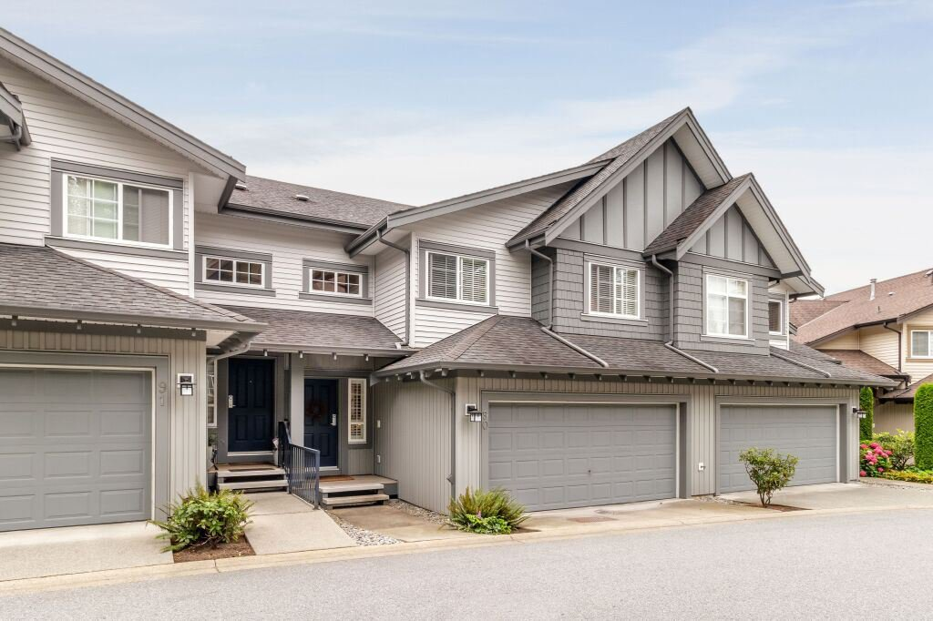 "Main Photo: 90 2200 PANORAMA Drive in Port Moody: Heritage Woods PM Townhouse for sale in ""THE QUEST"" : MLS®# R2393955"