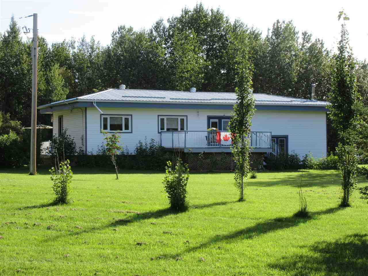 Main Photo: 59031 RR 232: Rural Thorhild County House for sale : MLS®# E4171396