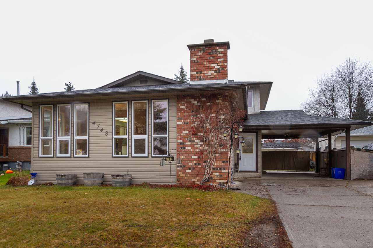Main Photo: 4748 OLIVER Avenue in Prince George: Heritage House for sale (PG City West (Zone 71))  : MLS®# R2414610