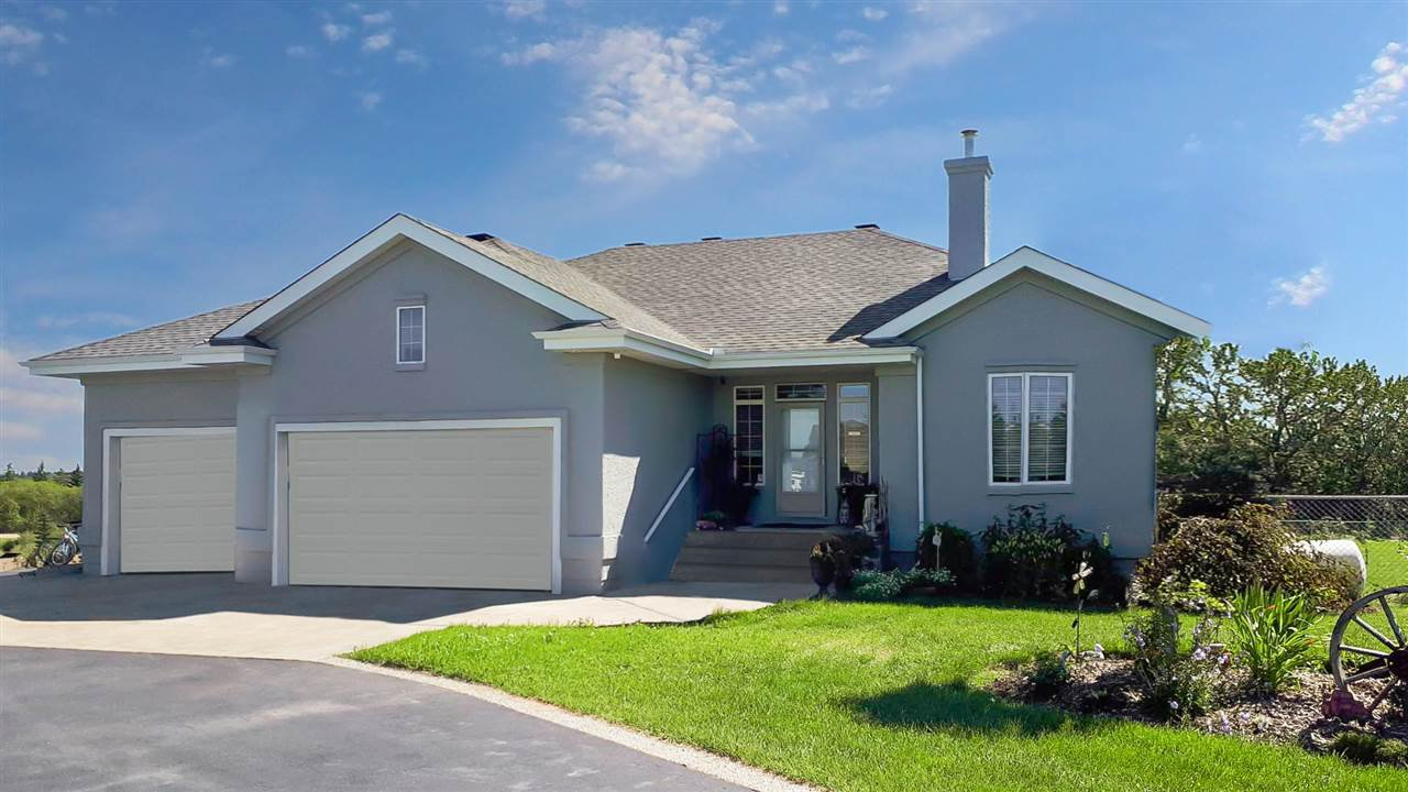 Main Photo: 421 53038 RR225: Rural Strathcona County House for sale : MLS®# E4191064