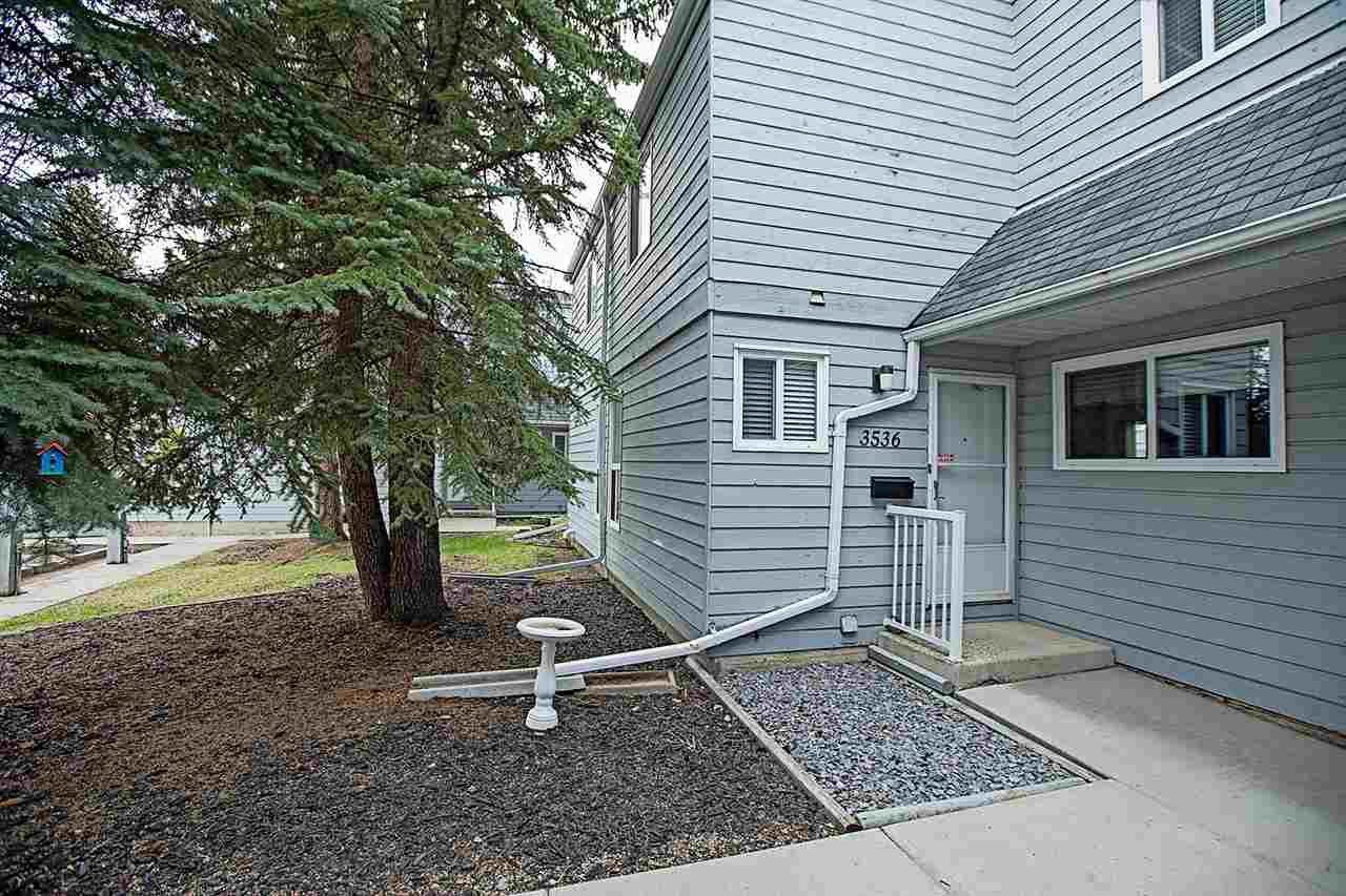 Main Photo: 3536 42 Street in Edmonton: Zone 29 Townhouse for sale : MLS®# E4194411