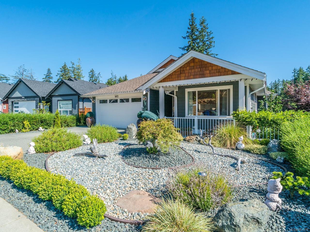 Main Photo: 5872 Linyard Rd in : Na North Nanaimo Single Family Detached for sale (Nanaimo)  : MLS®# 851015