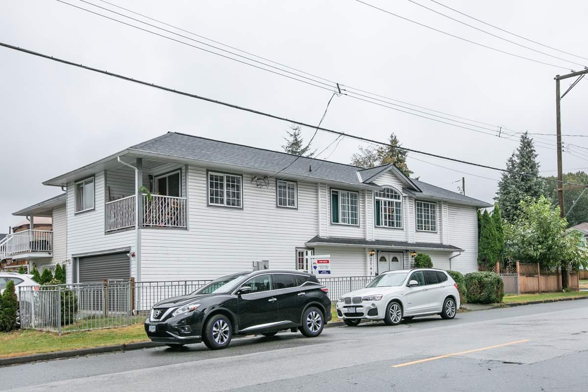Main Photo: 3149 OXFORD Street in Port Coquitlam: Glenwood PQ House for sale : MLS®# R2484841