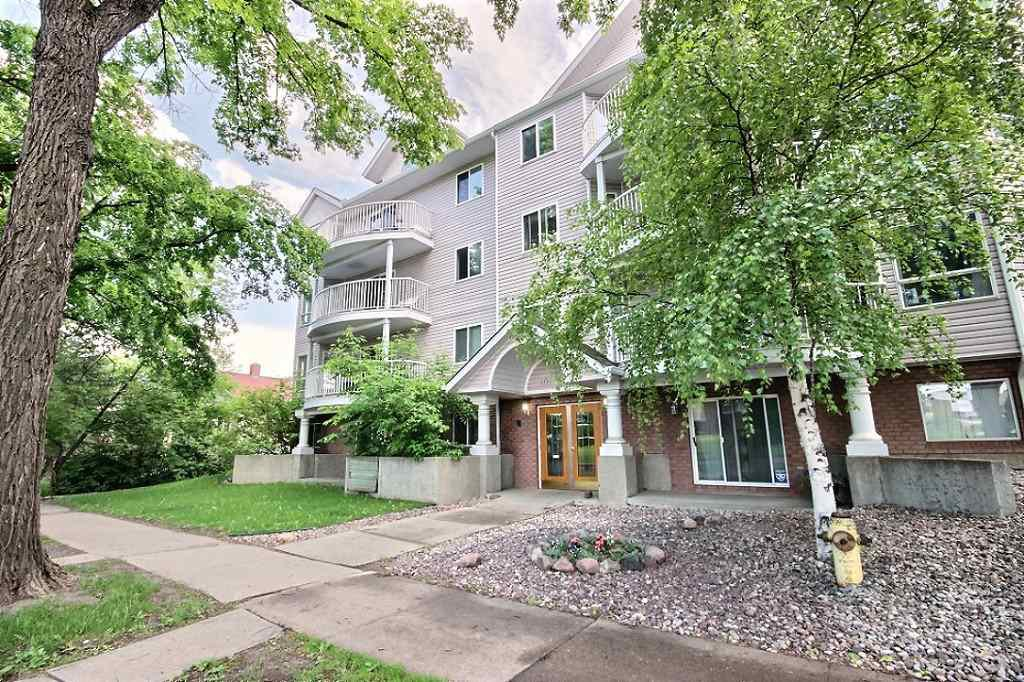 Main Photo: 202 10827 85 Avenue in Edmonton: Zone 15 Condo for sale : MLS®# E4213392