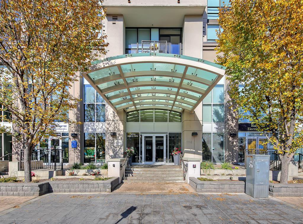 Main Photo: 1308 1118 12 Avenue SW in Calgary: Beltline Apartment for sale : MLS®# A1039450