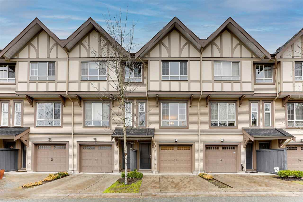 """Main Photo: 33 1338 HAMES Crescent in Coquitlam: Burke Mountain Townhouse for sale in """"FARRINGTON PARK"""" : MLS®# R2522487"""