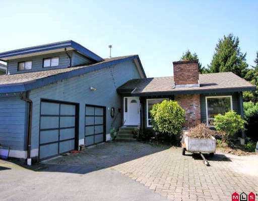 "Main Photo: 9821 116TH ST in Surrey: Royal Heights House for sale in ""ROYAL HEIGHTS"" (North Surrey)  : MLS®# F2608085"