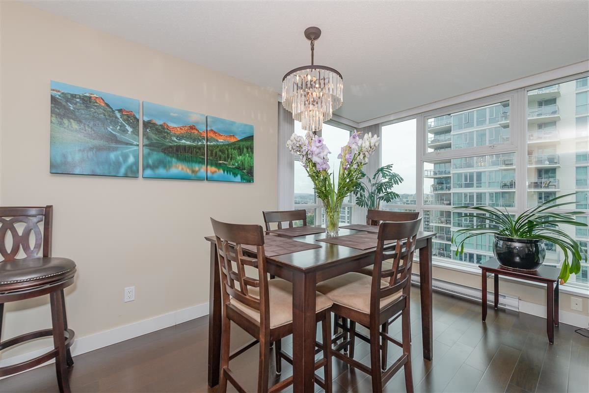 """Photo 5: Photos: 1704 125 MILROSS Avenue in Vancouver: Downtown VE Condo for sale in """"CREEKSIDE"""" (Vancouver East)  : MLS®# R2408403"""