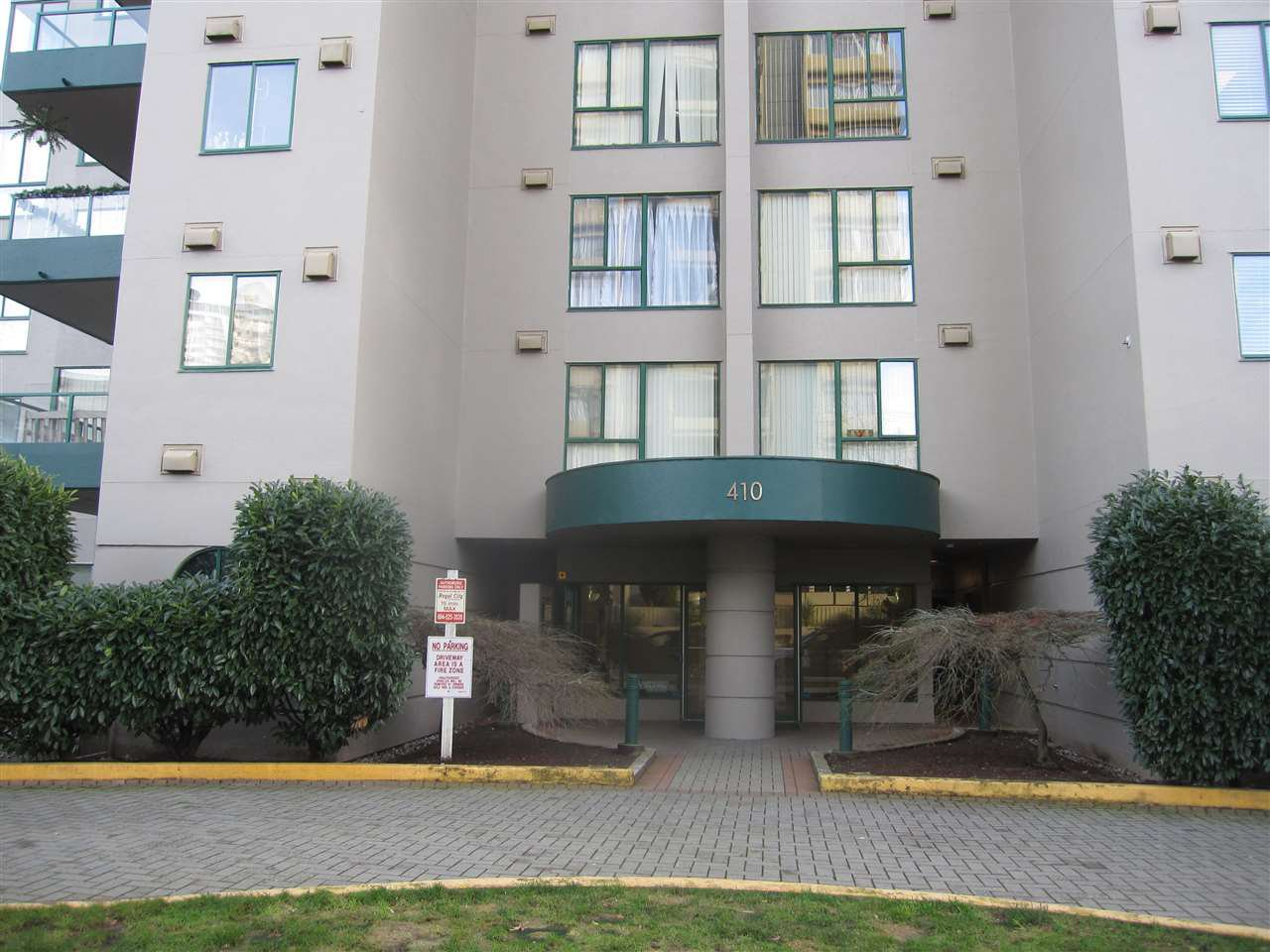 Photo 2: Photos: 405 410 CARNARVON Street in New Westminster: Downtown NW Condo for sale : MLS®# R2428673