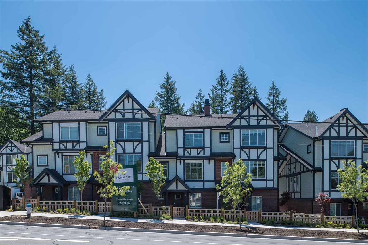 """Main Photo: 37 11188 72 Avenue in Delta: Sunshine Hills Woods Townhouse for sale in """"Chelsea Gate"""" (N. Delta)  : MLS®# R2430572"""