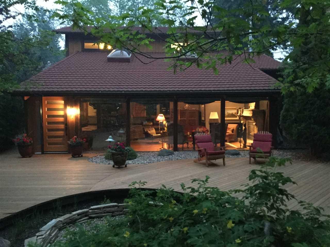 Main Photo: 14228 RAVINE Drive in Edmonton: Zone 21 House for sale : MLS®# E4188018