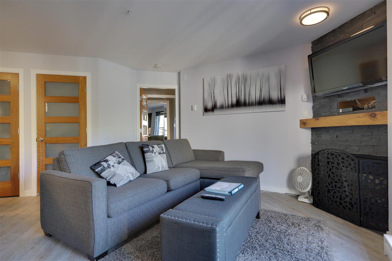 """Main Photo: 225 4314 MAIN Street in Whistler: Whistler Village Condo for sale in """"Town Plaza"""" : MLS®# R2482141"""