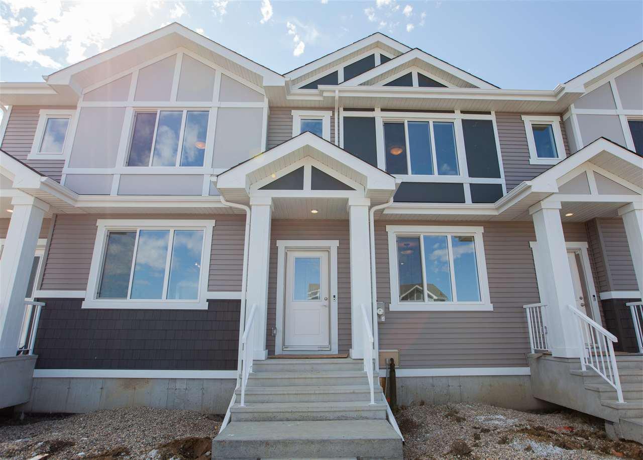 Main Photo: 8504 96 Avenue: Morinville Attached Home for sale : MLS®# E4210849