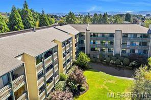 Main Photo: 308 3277 Quadra St in : SE Maplewood Condo for sale (Saanich East)  : MLS®# 856114
