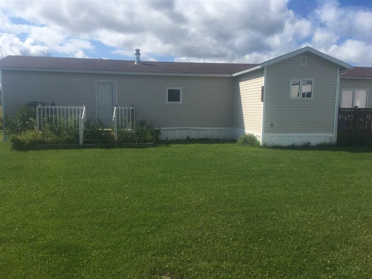 "Main Photo: 164 9207 82 Street in Fort St. John: Fort St. John - City SE Manufactured Home for sale in ""SOUTHRIDGE"" (Fort St. John (Zone 60))  : MLS®# R2441187"