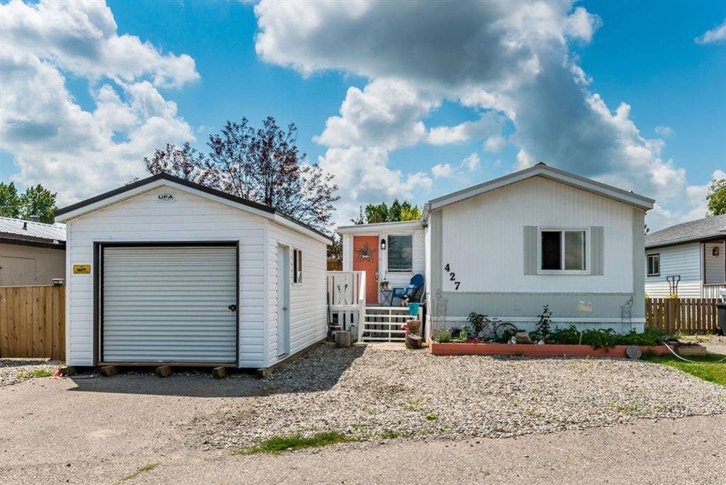 Main Photo: 427 Homestead Trail SE: High River Mobile for sale : MLS®# A1018808