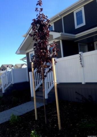 Main Photo: 3475 Elgaard Drive in Regina: Hawkstone Condominium for sale : MLS®# SK785208