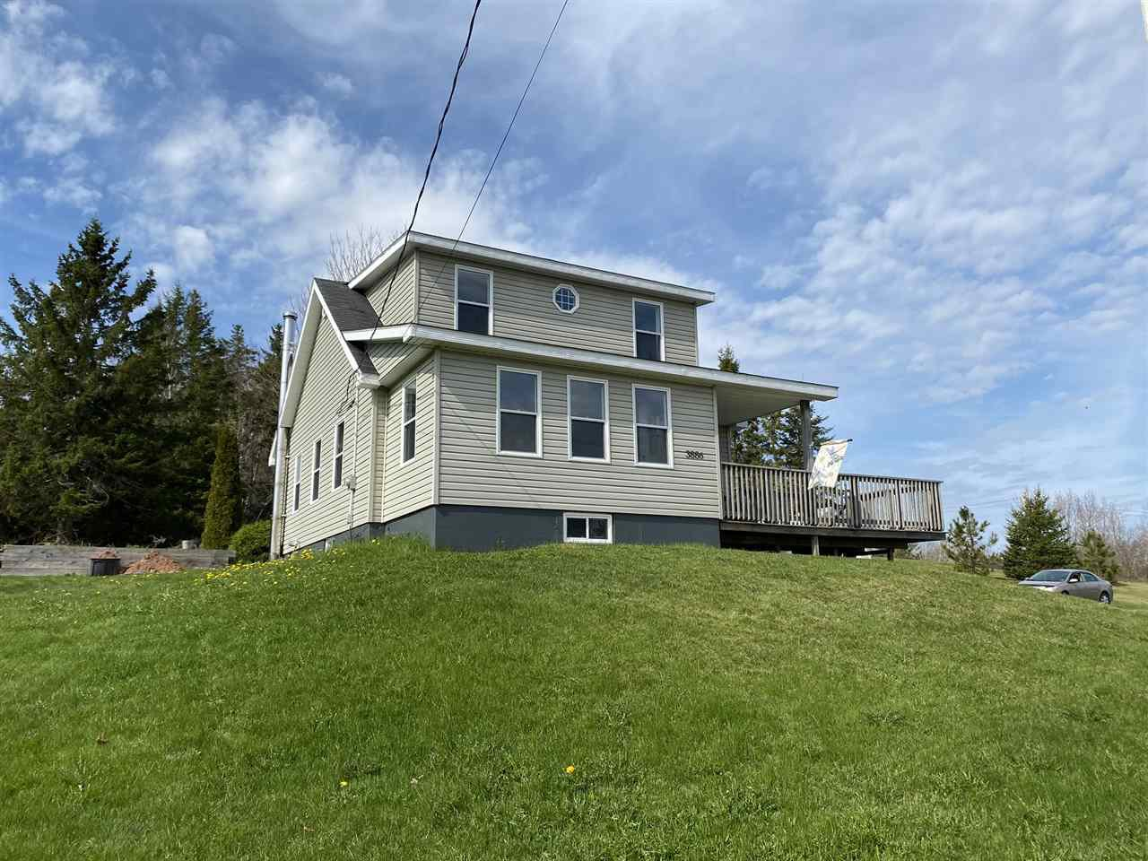 Main Photo: 3886 Scotsburn Road in Scotsburn: 108-Rural Pictou County Residential for sale (Northern Region)  : MLS®# 202008560