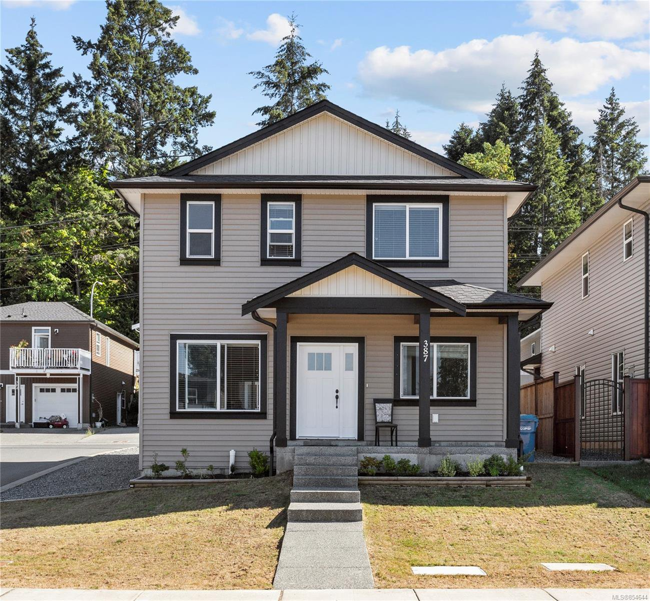 Main Photo: 387 CAMBIE Rd in : Na South Nanaimo House for sale (Nanaimo)  : MLS®# 854644