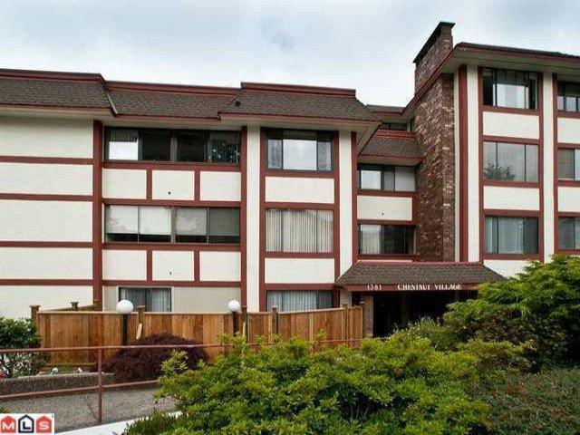Main Photo: 109 1381 MARTIN Street: White Rock Home for sale ()  : MLS®# F1120082
