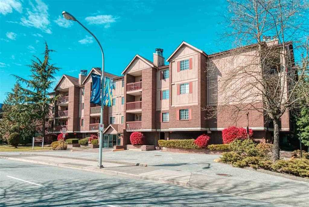 """Main Photo: 119 8511 WESTMINSTER Highway in Richmond: Brighouse Condo for sale in """"WESTHAMPTON COURT"""" : MLS®# R2508412"""