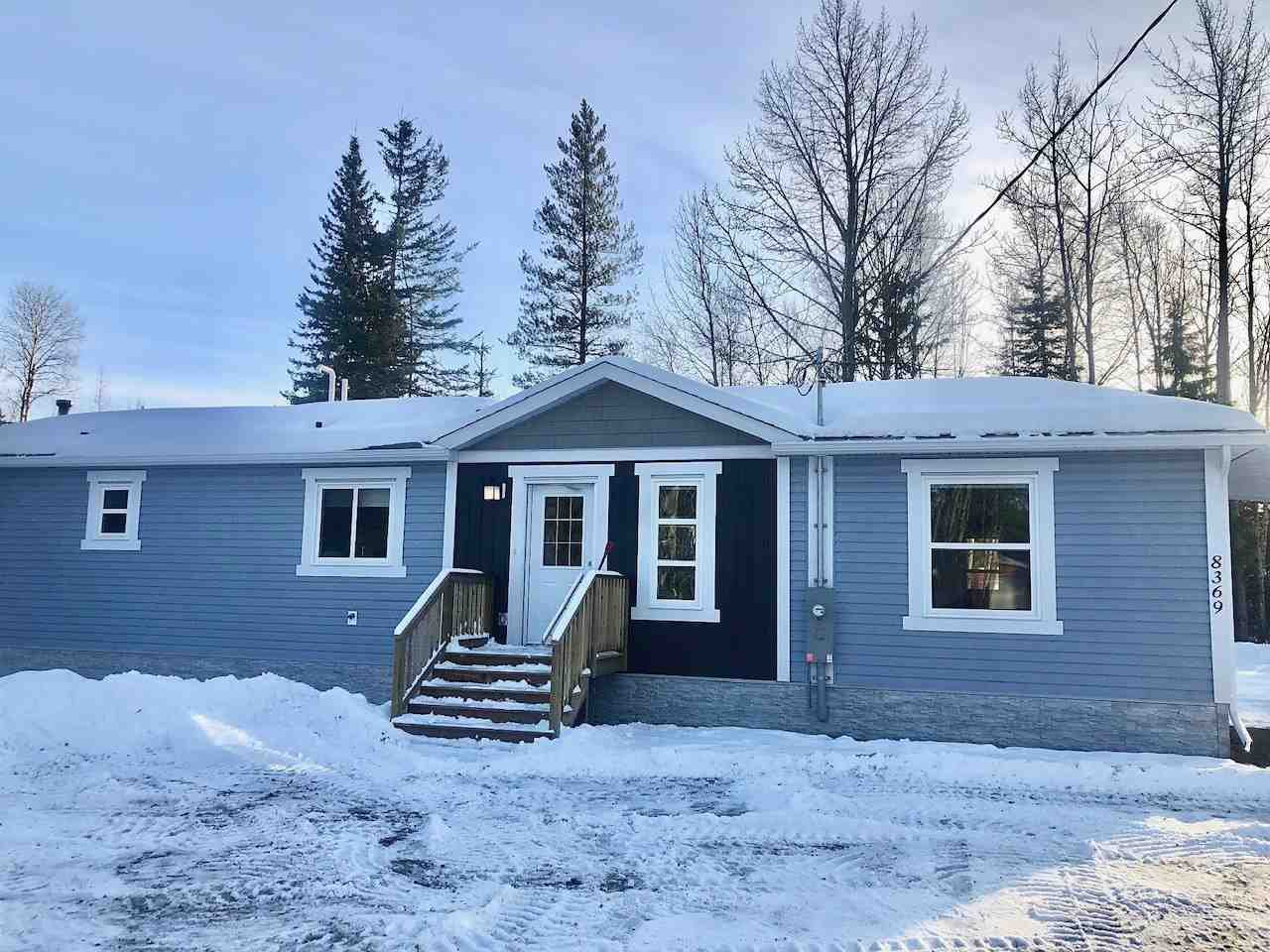 Main Photo: 8369 CANTLE Drive in Prince George: Western Acres Manufactured Home for sale (PG City South (Zone 74))  : MLS®# R2528020