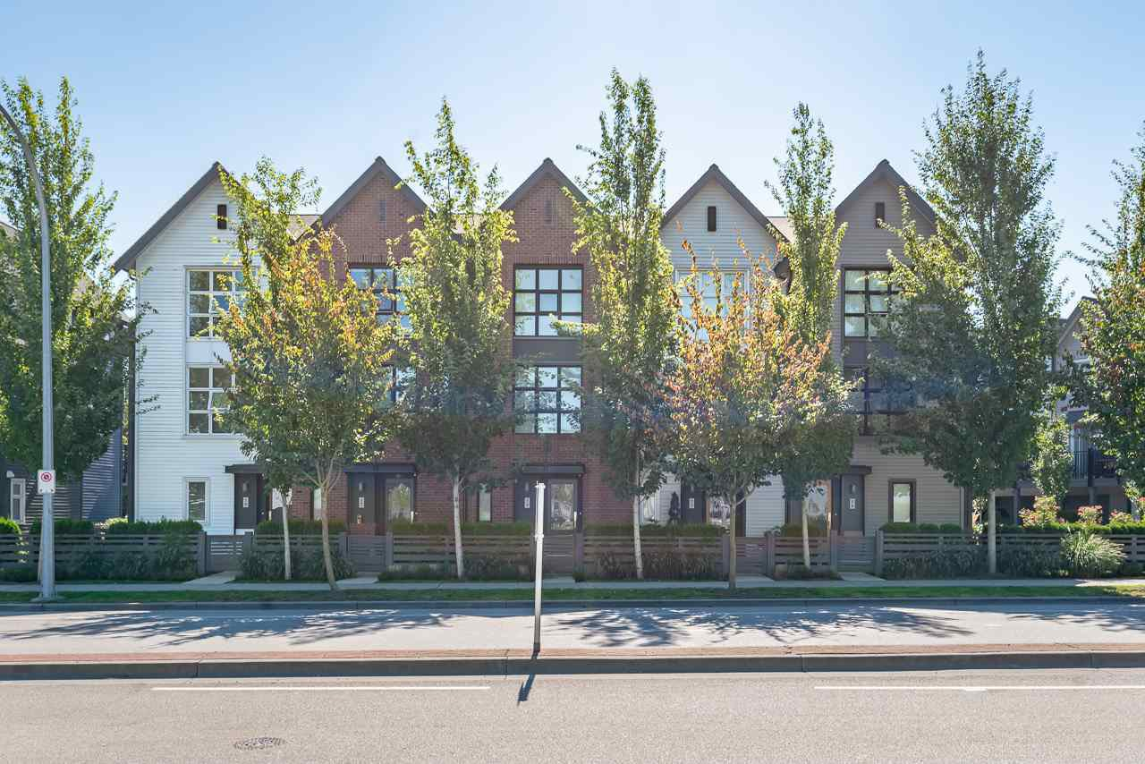 """Main Photo: 17 2325 RANGER Lane in Port Coquitlam: Riverwood Townhouse for sale in """"FREMONT BLUE"""" : MLS®# R2406000"""