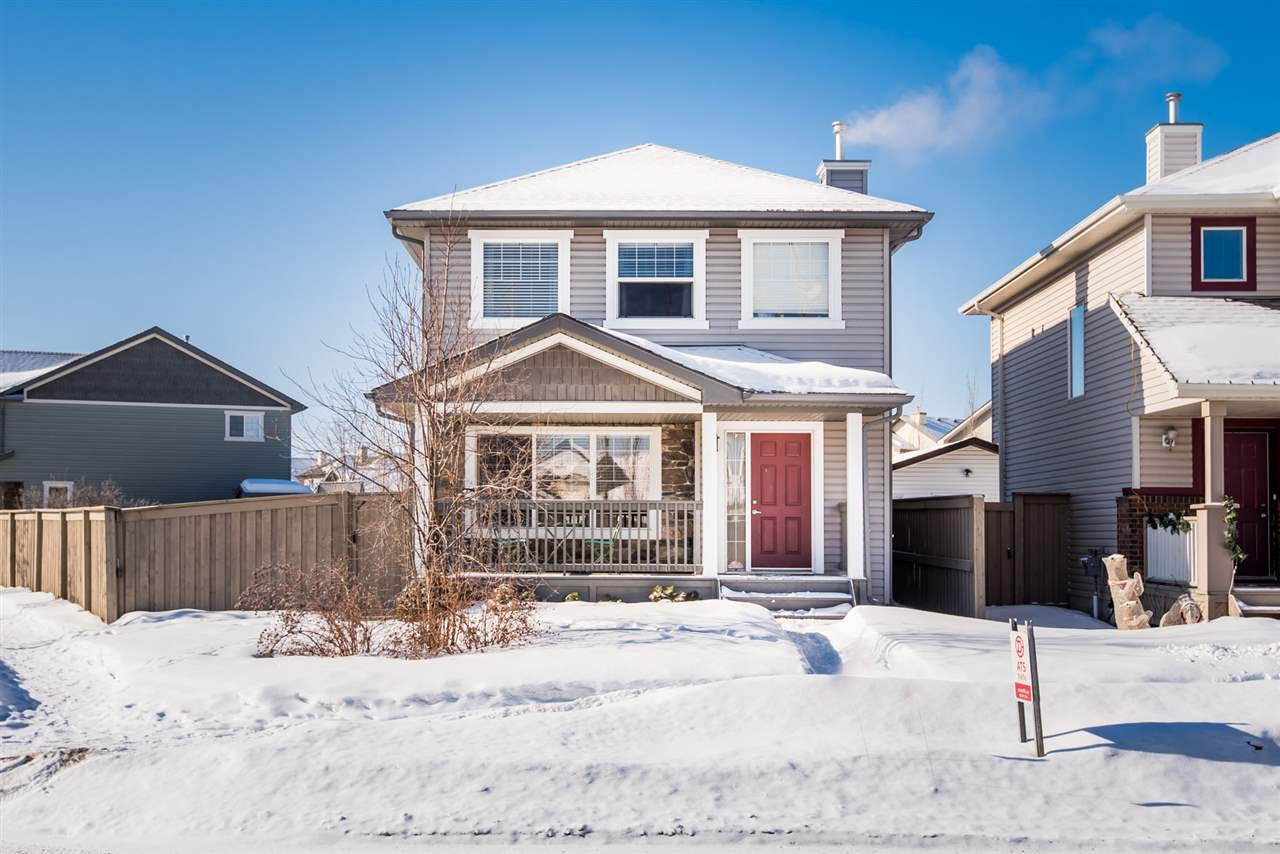 Main Photo: 7283 SOUTH TERWILLEGAR Drive in Edmonton: Zone 14 House for sale : MLS®# E4192492