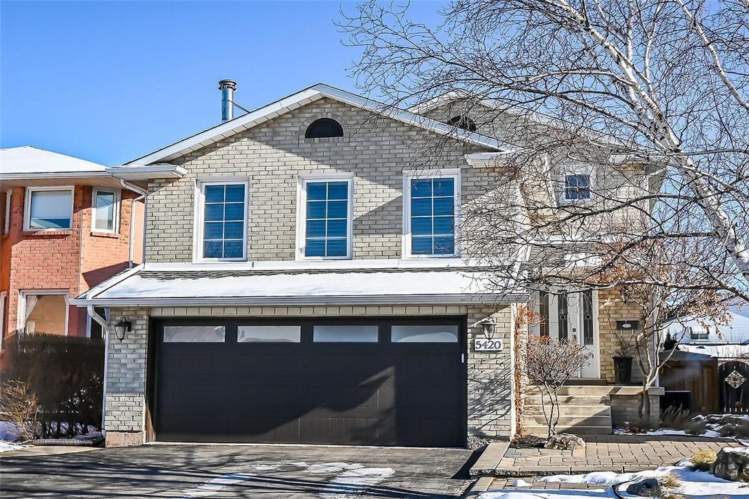 Main Photo: 5420 SHELDON PARK Drive in Burlington: House for sale : MLS®# H4072800