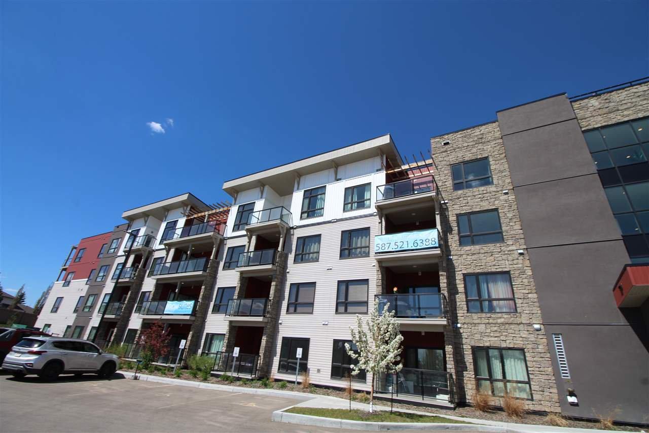Main Photo: 107 12804 140 Avenue in Edmonton: Zone 27 Condo for sale : MLS®# E4207757
