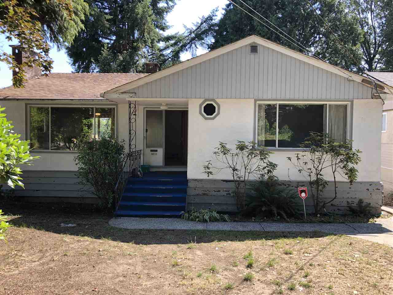 Main Photo: 3814 MARINE Drive in Burnaby: Big Bend House for sale (Burnaby South)  : MLS®# R2488186