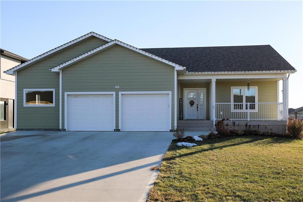 Main Photo: 184 Settlers Trail in Lorette: R05 Residential for sale : MLS®# 202027363