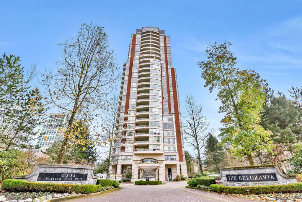 """Main Photo: 1802 6838 STATION HILL Drive in Burnaby: South Slope Condo for sale in """"BELGRAVIA"""" (Burnaby South)  : MLS®# R2527624"""