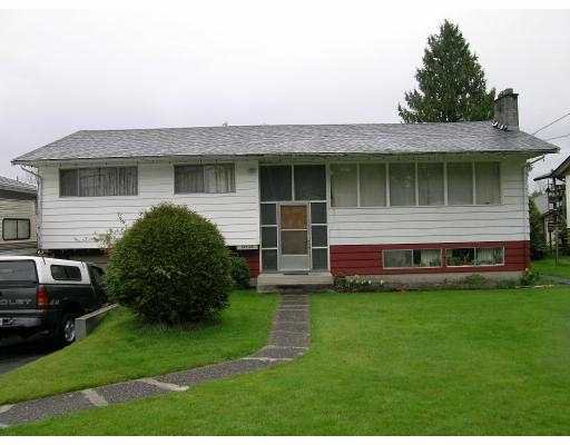 Main Photo: 12144 YORK ST in Maple Ridge: West Central House for sale : MLS®# V582629