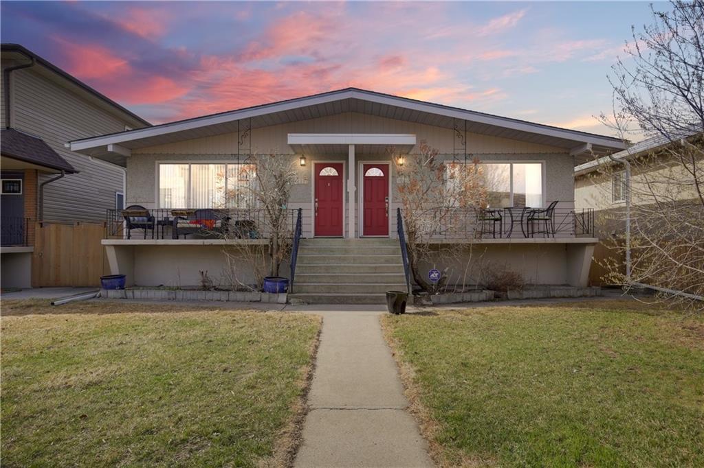 Main Photo: 2117 + 2119 4 AV NW in Calgary: West Hillhurst House for sale : MLS®# C4238056