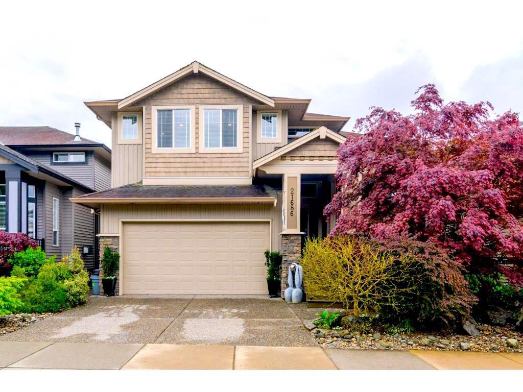 Main Photo: 21686 90B AVENUE in : Walnut Grove House for sale (Langley)  : MLS®# R2165598