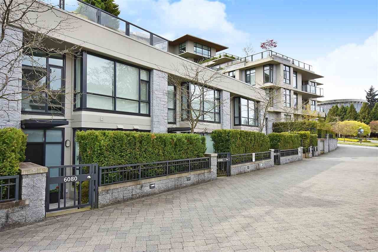 """Main Photo: 6080 CHANCELLOR Mews in Vancouver: University VW Townhouse for sale in """"The Coast"""" (Vancouver West)  : MLS®# R2404242"""