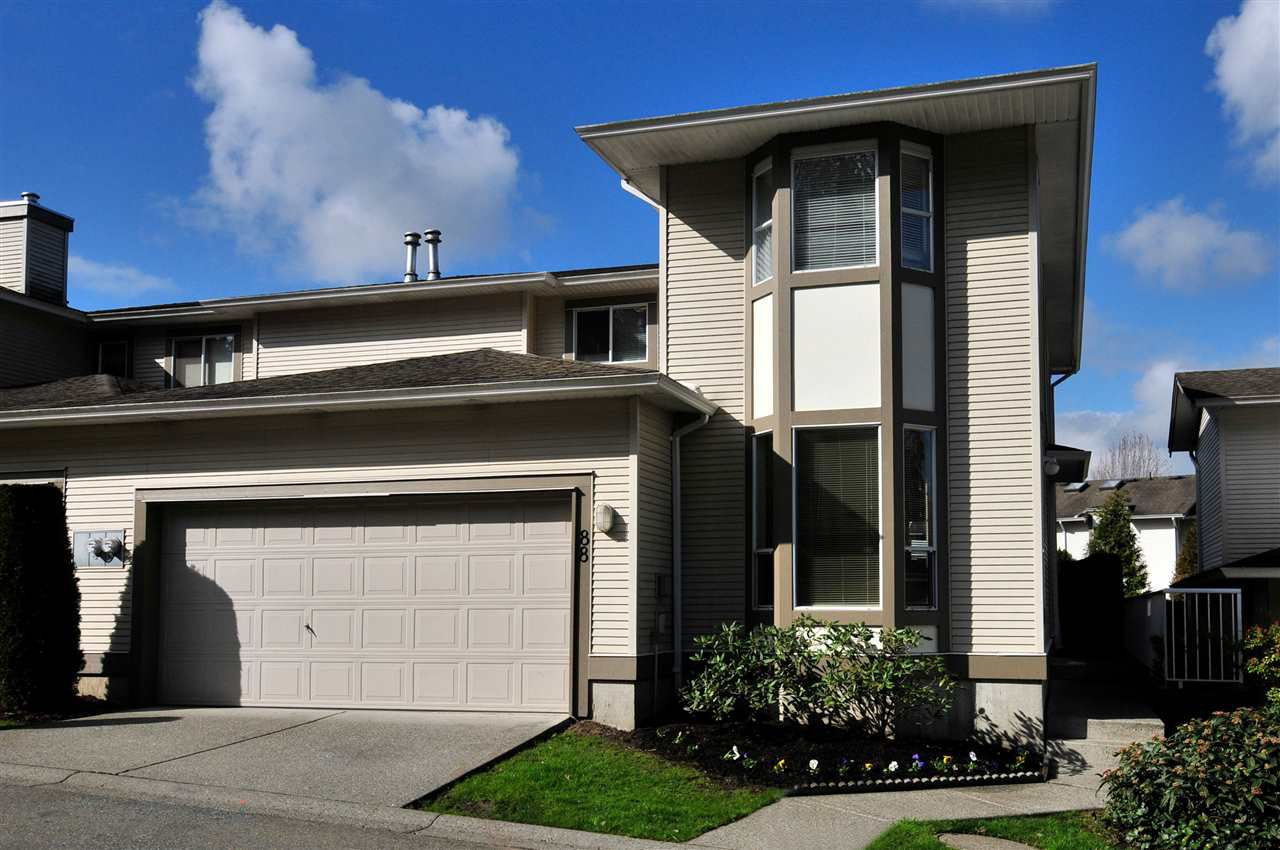 Main Photo: 88 20881 87TH AVENUE in : Walnut Grove Townhouse for sale : MLS®# R2047634