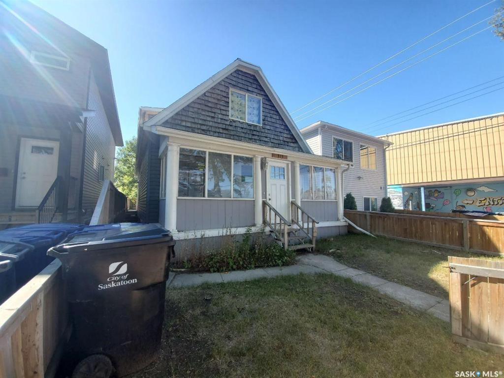 Main Photo: 313 G Avenue South in Saskatoon: Riversdale Residential for sale : MLS®# SK824487