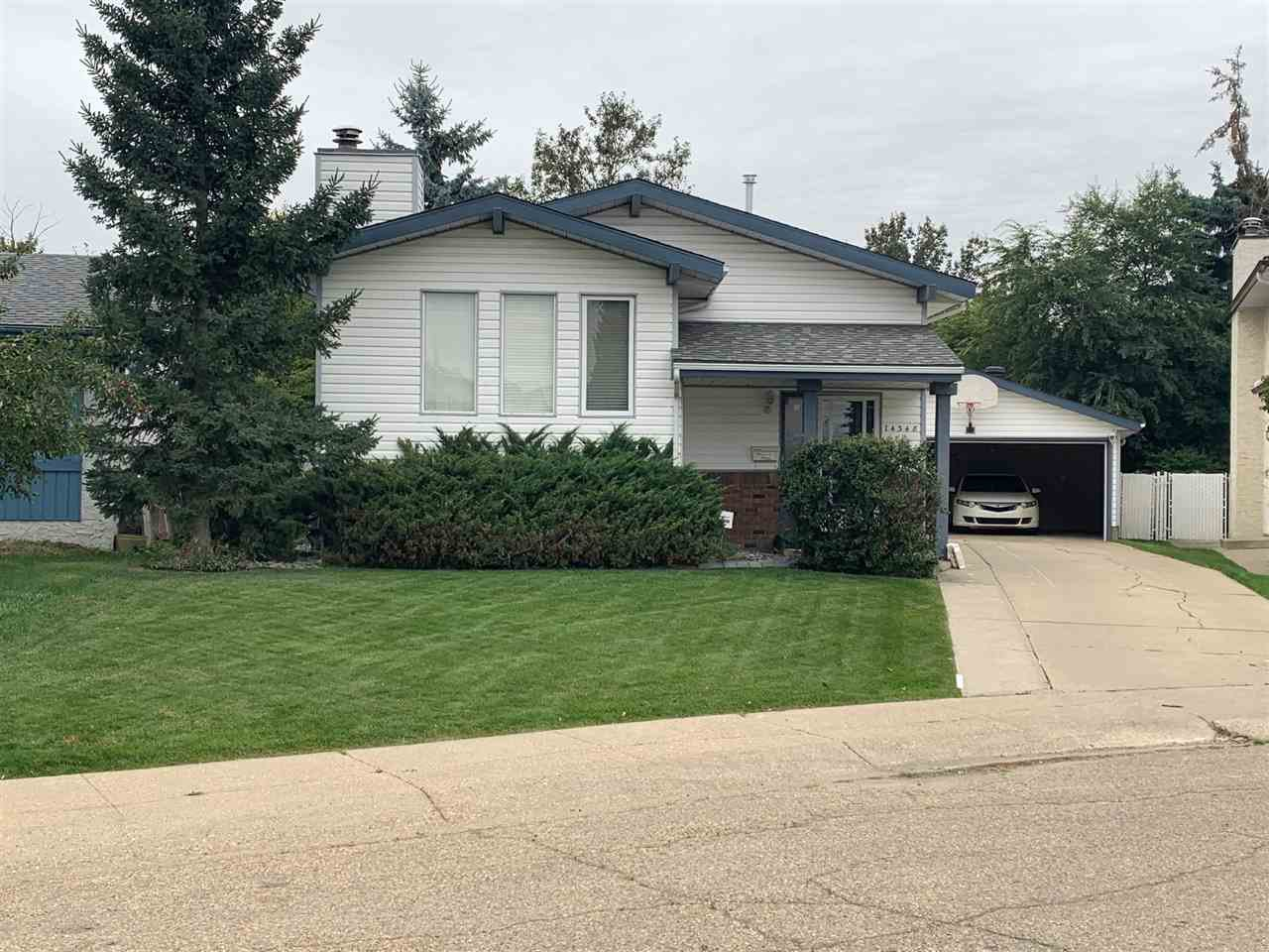 Main Photo: 14348 123 Street NW in Edmonton: Zone 27 House for sale : MLS®# E4214390