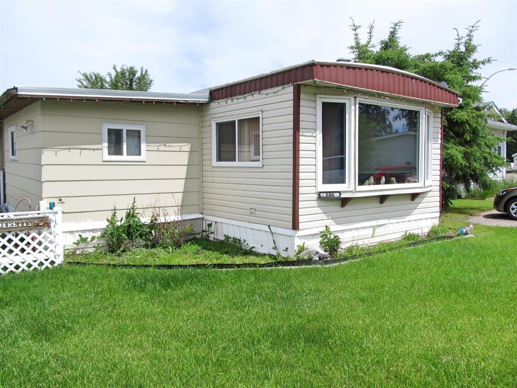 Main Photo: 106 Home Bay SE: High River Mobile for sale : MLS®# A1010711
