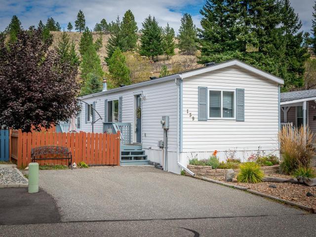 Main Photo: 139 1555 HOWE ROAD in Kamloops: Aberdeen Manufactured Home/Prefab for sale : MLS®# 153543