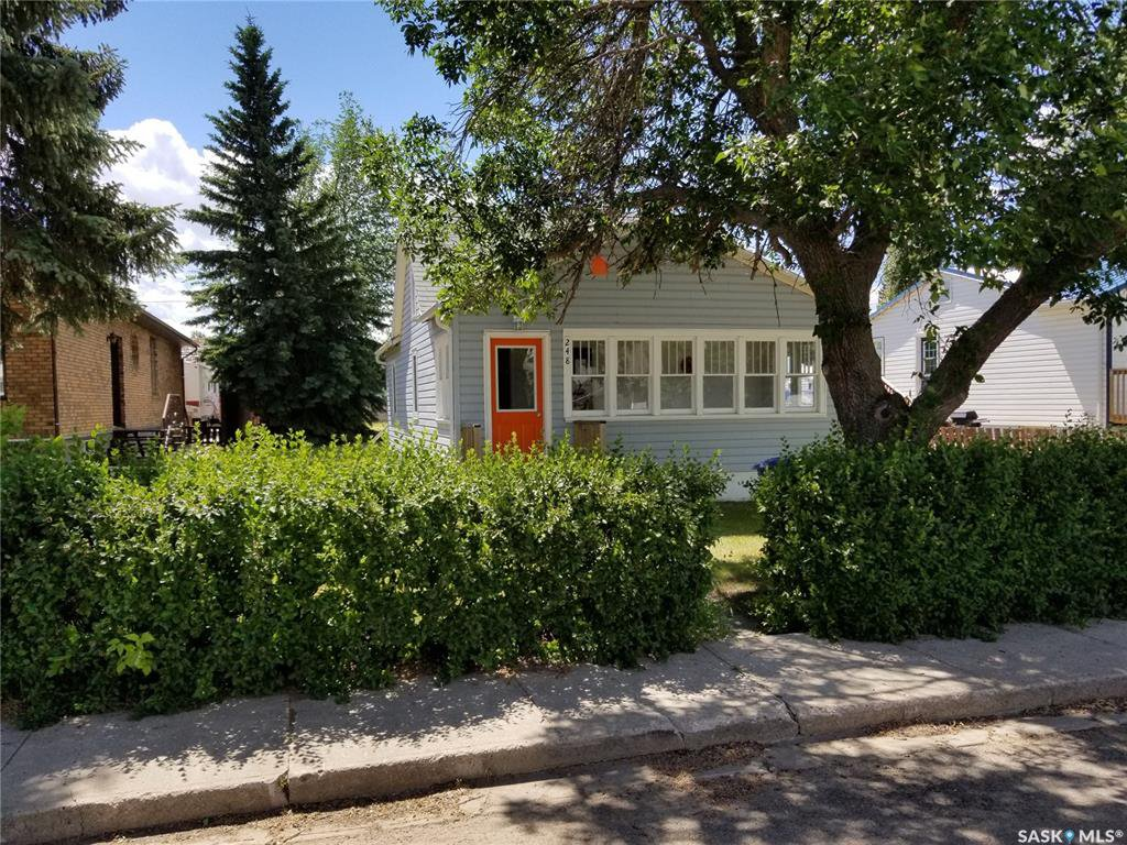 Main Photo: 248 4th Avenue West in Unity: Residential for sale : MLS®# SK796534