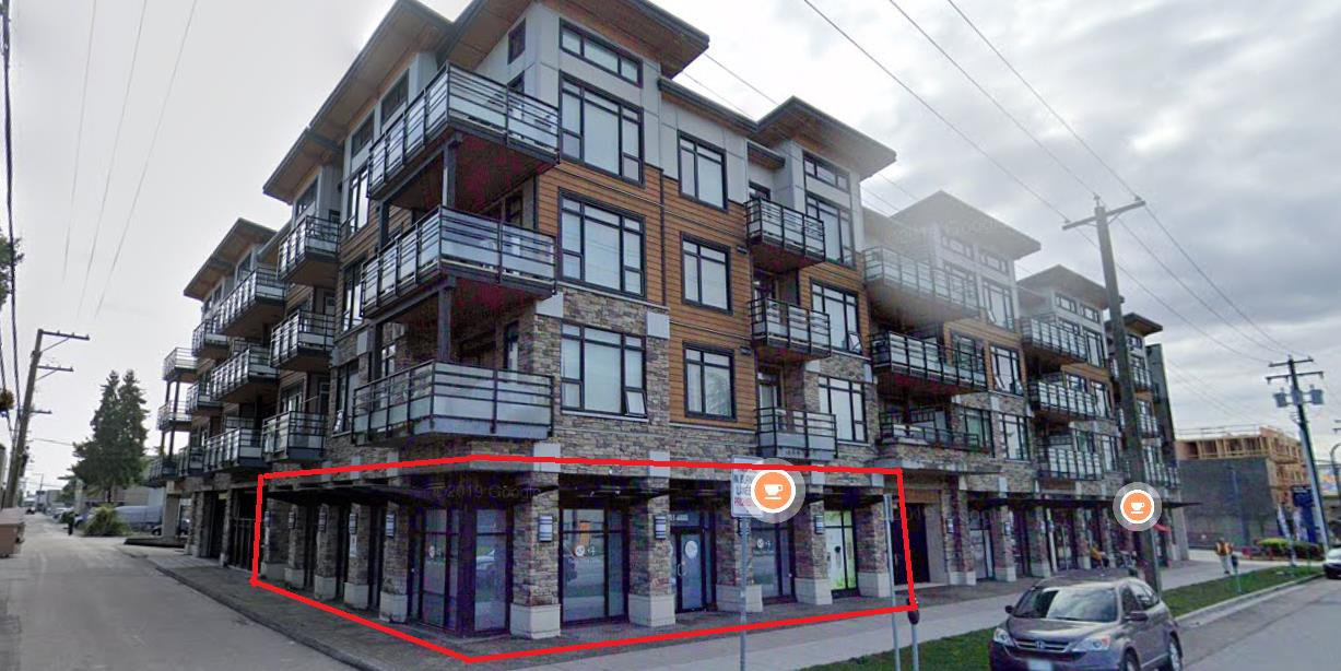 Main Photo: 101 6888 ROYAL OAK Avenue in Burnaby: Metrotown Retail for lease (Burnaby South)  : MLS®# C8034404